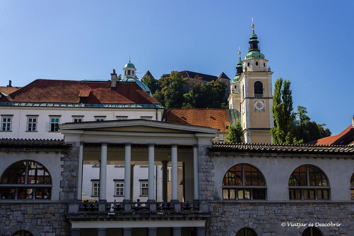 vistas de la catedral de ljubljana un imprescindible en los listados de que vistar y hacer