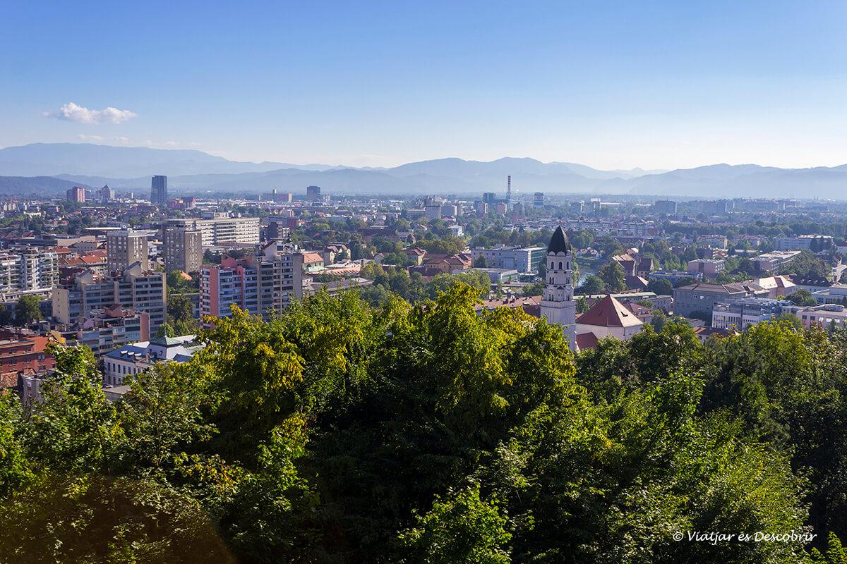 Qué ver en Ljubljana en 1 día